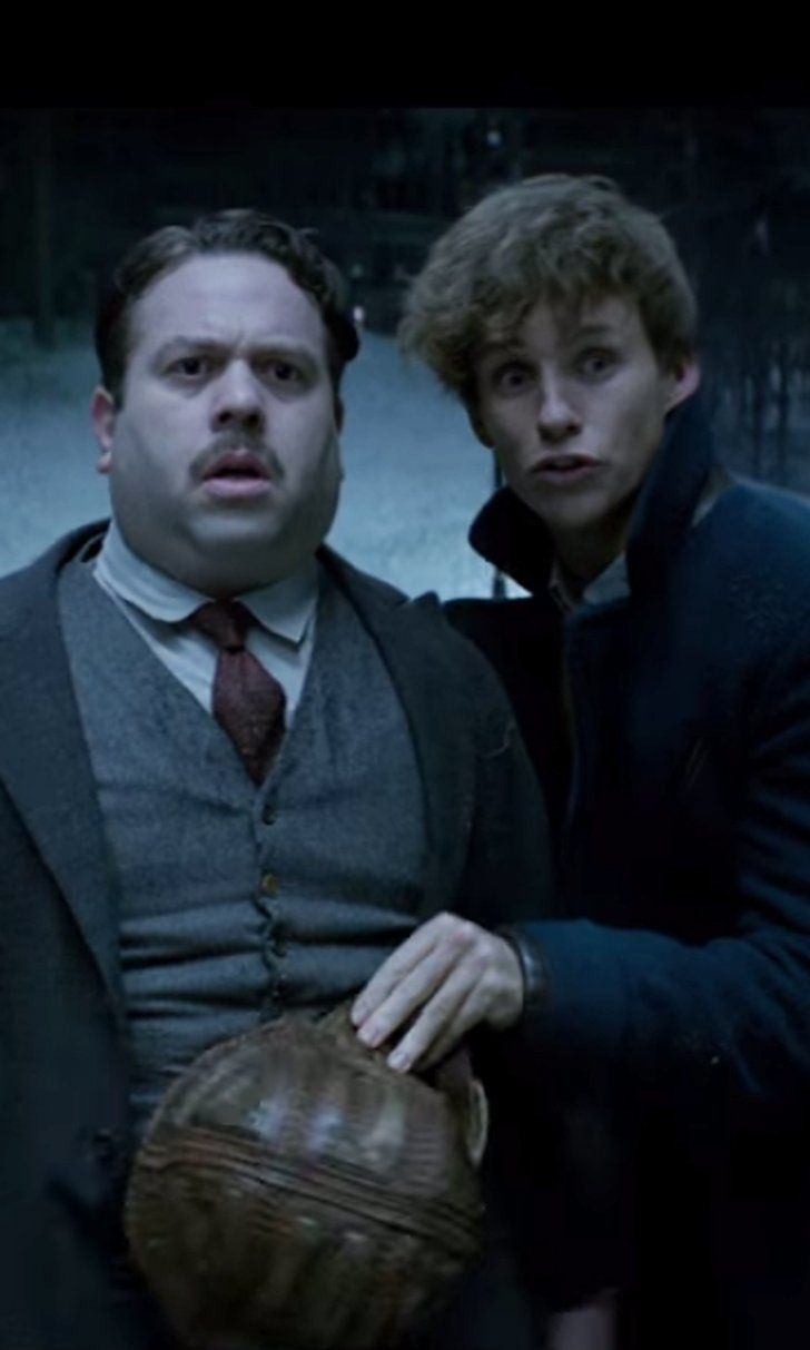 Pin for Later: There's Even More Magic in the New Fantastic Beasts and Where to Find Them Trailer