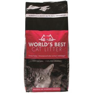 World's Best Kattenbakvulling Extra Strength 635 kg  Description: Worlds Best Extra Strength Kattenbakvulling Deze kattenbakvulling met klontervormende werking is 100% natuurlijk biologisch afbreekbaar gefrabriceerd uit hele maiskorrels en kan door het toilet gespoeld worden. Een toegevoegde extra sterke geurverwijderaar zorgt ervoor dat geuren worden gebonden zodat ze bijna niet waarneembaar zijn  Price: 18.95  Meer informatie  #huisdier