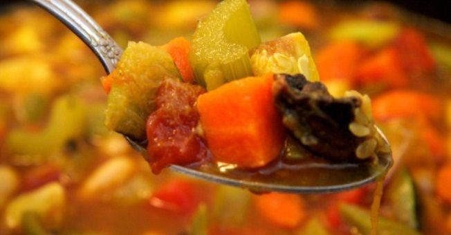 La dieta del minestrone per perdere 5 chili in 7 giorni