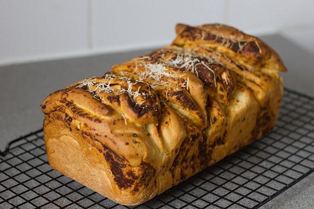 pull apart bread easter bread easter bread ukrainian easter bread ...