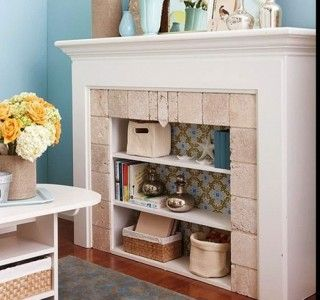48 best Real fake fireplaces images on Pinterest Fireplace