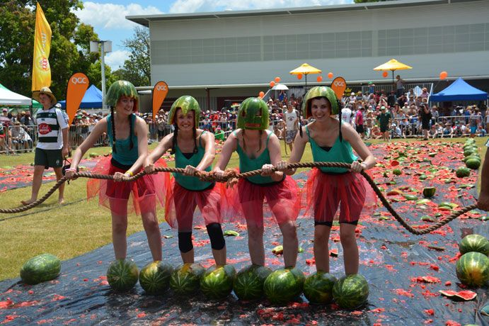 48 Hours: Road trip to Chinchilla Melon Festival #sqcountry #thisisqueensland