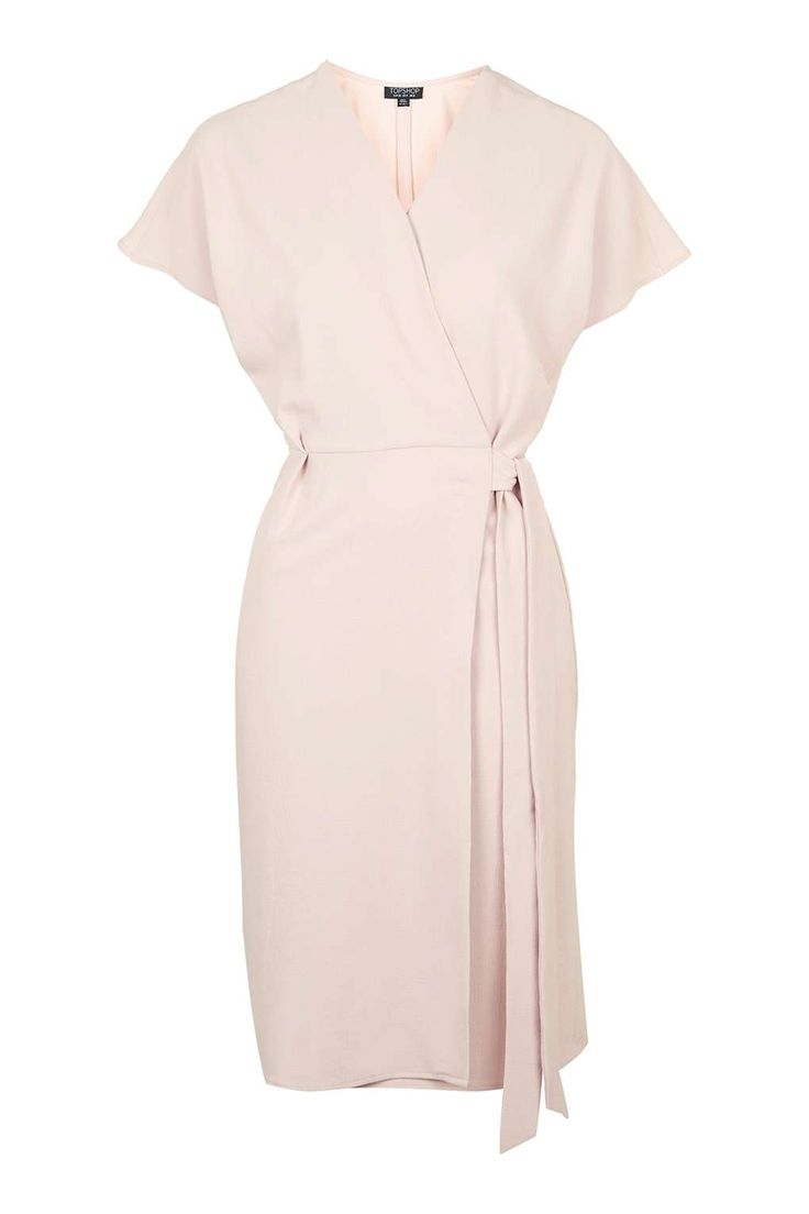 Wrap Dress - Topshop USA