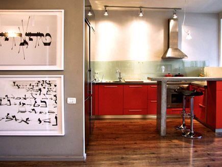עיצוב: דירה קטנה ומזמינה