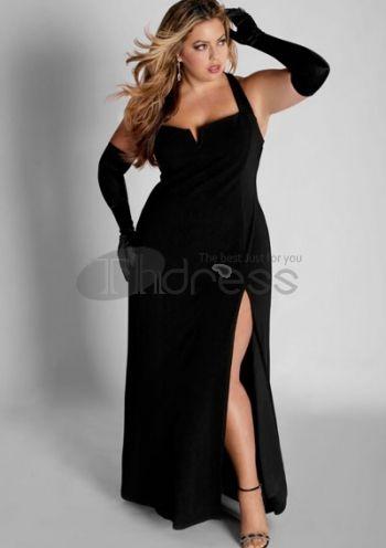 Plus Size Evening Dresses-plus size evening dress Ferrera Gown