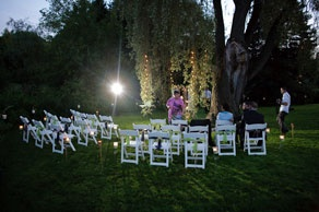 Weddings at Willow Pond Bed an Breakfast Ontario