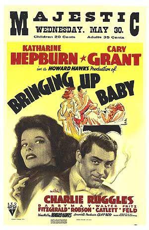 Bringing Up Baby {1938}