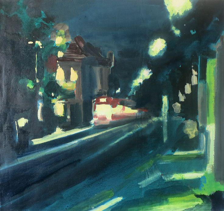 Pulnocni tramvaj matej lipavsky