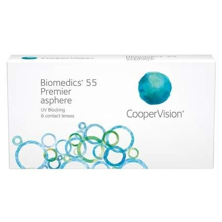 Biomedics 55 Premier - 1 Box