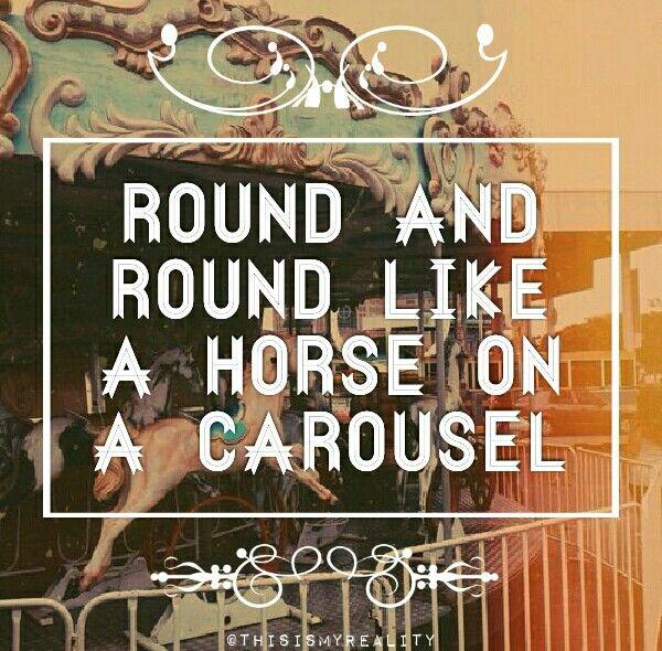 Carousel - melanie martinez credit to @ThisIsMyReality