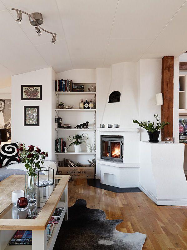 1000 id es sur le th me corner fireplace layout sur pinterest chemin es d 39 angle chemin es et - Lay outs huis idee ...