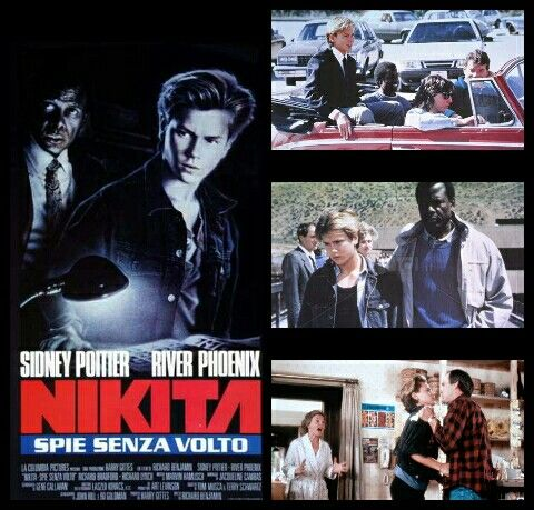 Nikita - Spie senza volto (Little Nikita/The Sleepers), regia di Richard Benjamin (1988) CAST: River Phoenix, Sidney Poitier, Richard Jenkins.