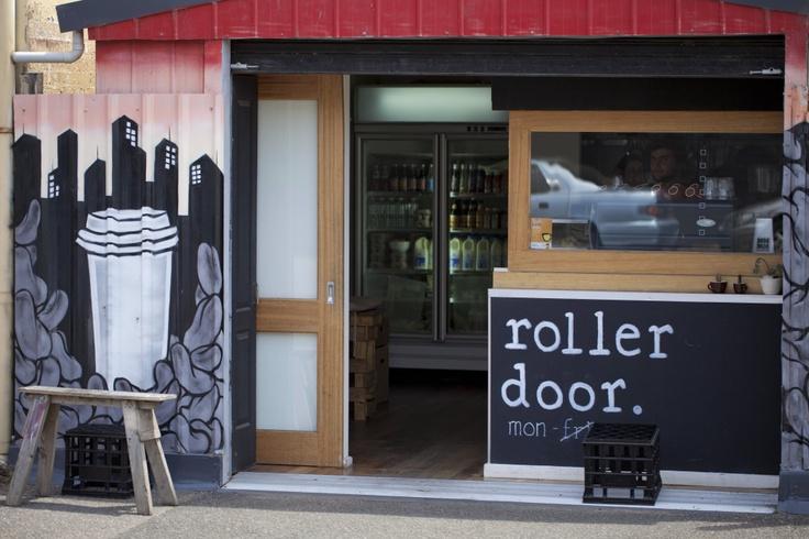 Roller Door | West Melbourne