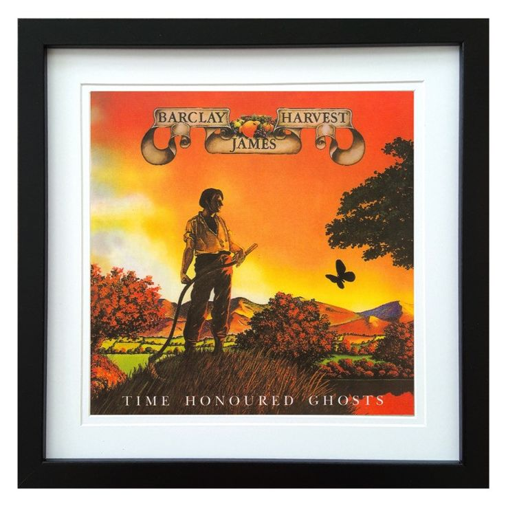 Barclay James Harvest | Time Honoured Ghosts Album | ArtRockStore