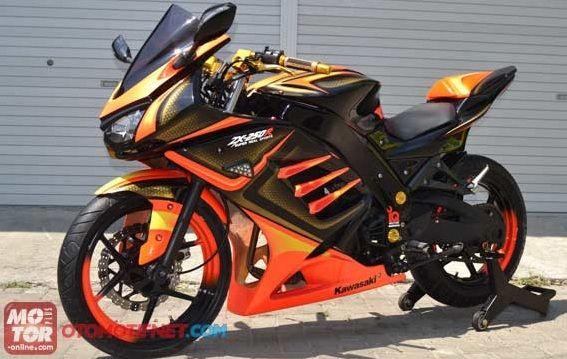 foto kawasaki Ninja 250R