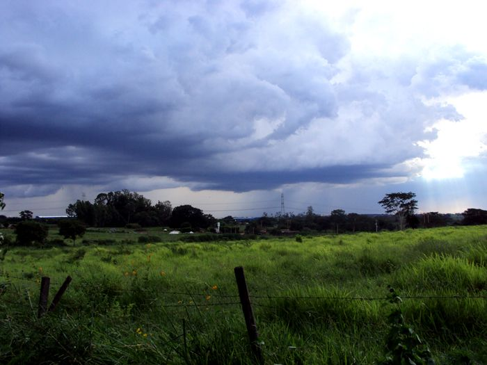 Nature Blue and Green - Rain - Clouds foto:Kp