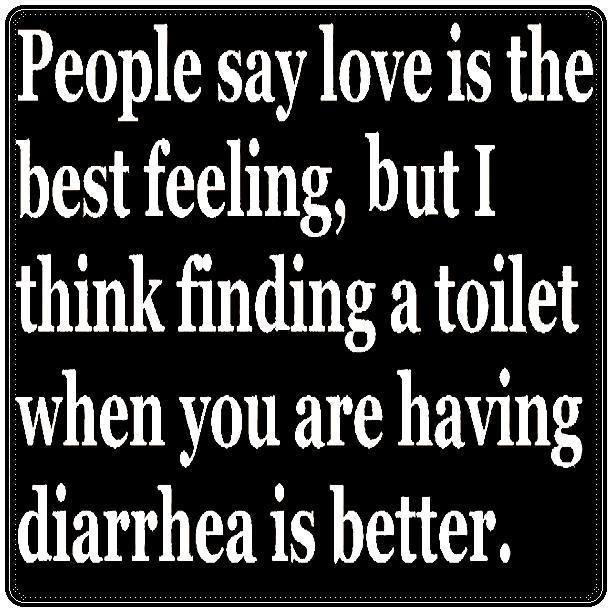 Sick humor!