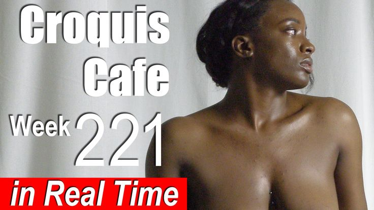 Croquis Cafe: Figure Drawing Resource No. 221