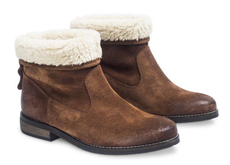 Boots cuir découpes graphiques - La Redoute Collections - CamelLa Redoute Collections wqC1c
