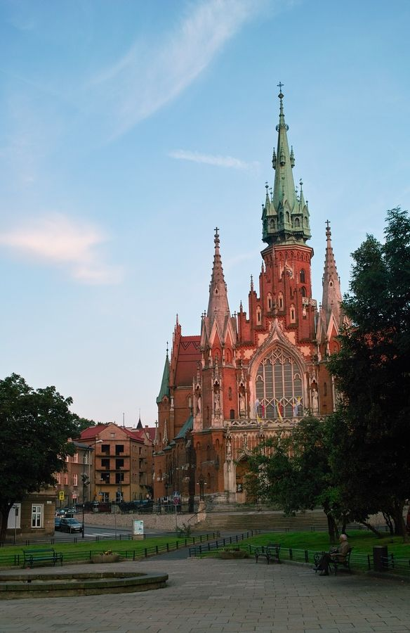 Church St Joseph Kraków-Podgórze / kościół św. Józefa