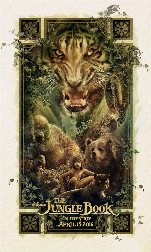 Jungle Book 4/21/16