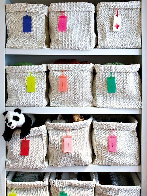 17 mejores ideas sobre organizar la peque a despensa en - Ideas para organizar armarios ...