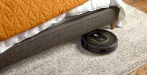 La compañía detrás de Roomba robot aspirador quiere vender su casa de diseño