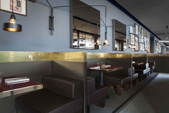 Dsquared Restaurant Ceresio 7 | urdesign magazine