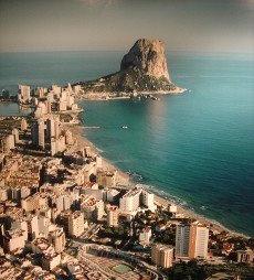 Alicante (Comunitat Valenciana) - Calpe
