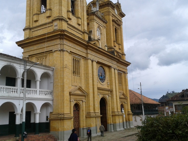 Genesano, Colombia