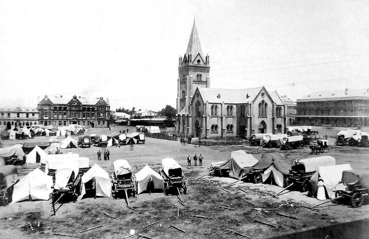 Communion on Church Square, Pretoria | Flickr - Photo Sharing!