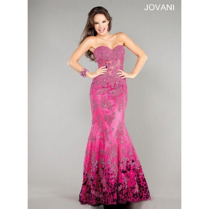 Mejores 350 imágenes de Jovani Prom Dresses 2013 en Pinterest   Alta ...
