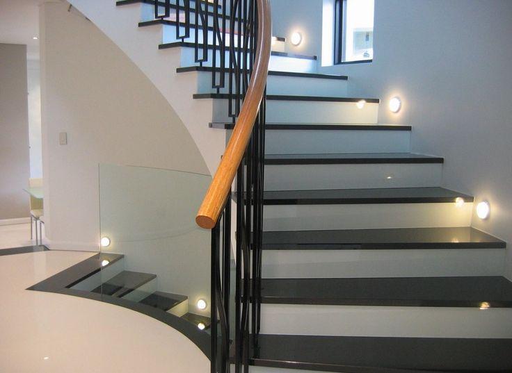 Commercial Basement Stair Lighting: Best 10+ Stairway Lighting Ideas On Pinterest