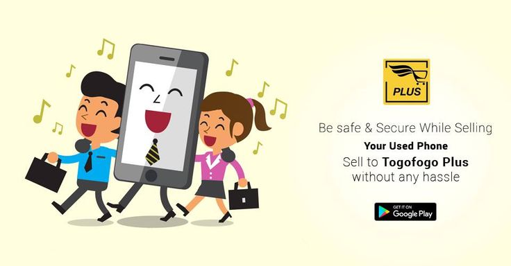 Be safe & secure while selling your #Used #MobilePhone. Sell it via #TogoFogoPlus Download: http://bit.ly/29gNDy9