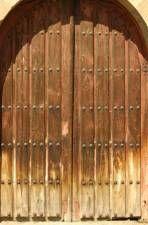 texture door old medieval wood