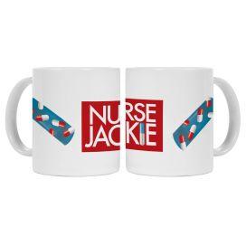 Nurse Jackie Pills Mug