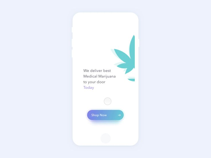 This is a lovely project we are currently working on. With weed.is app you can order medical marijuana delivery to your door.