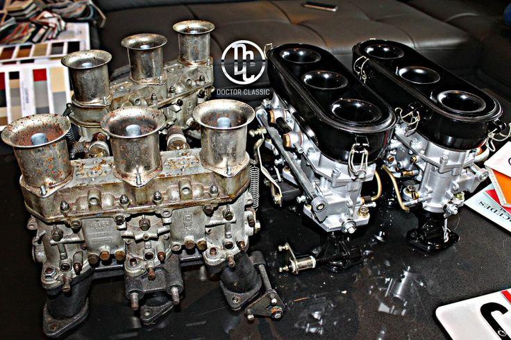 #weber #webercarburetors  #carburetors #porsche #porscheclassic #911  www.doctorclassic.eu