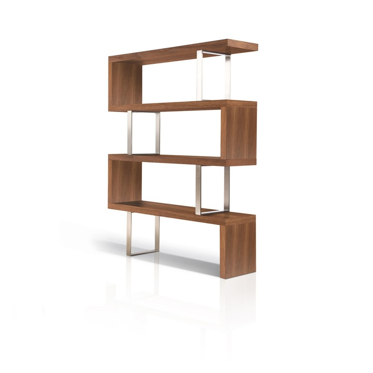 Pearl Bookcase Walnut