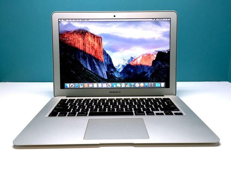 Apple MacBook Air 13 inch OSX-2015 / Core i7 / 8GB Memory / 1 Yr Warranty / SSD