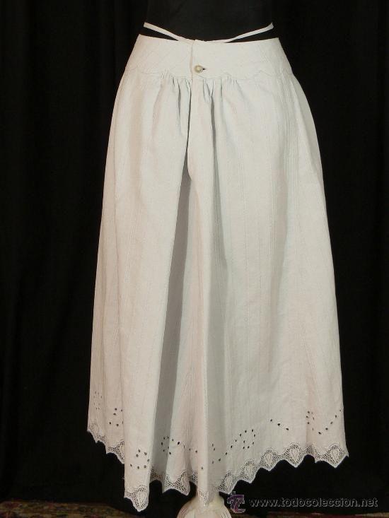 Vestuario mujer.
