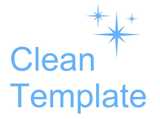 Best The Clean Template For Archicad Templates Cleaning 400 x 300