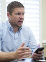 Former Navy SEAL Kevin Lacz talks about his new book