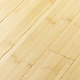Natural Floors by USFloors�Exotic 3.78-in W x 37.8-in L Prefinished Bamboo 5/8-in Solid Hardwood Flooring (Natural)