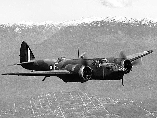 Bristol Type 142M Bolingbroke ExCC - Bristol Blenheim — Wikipédia