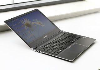 Laptop cũ giá rẻ tại hà Nội: SAMSUNG Premium Series 900X (i5-3317U, 4G, SSD MSA...