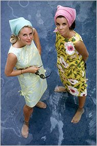 1964 Lilly Pulitzer dresses by Slim Aarons: Lilly Pulitzer, Palm Beach, Pulitzer Dresses, Style, 1960S, Lillypulitzer, Smart Aarons, 1960 S