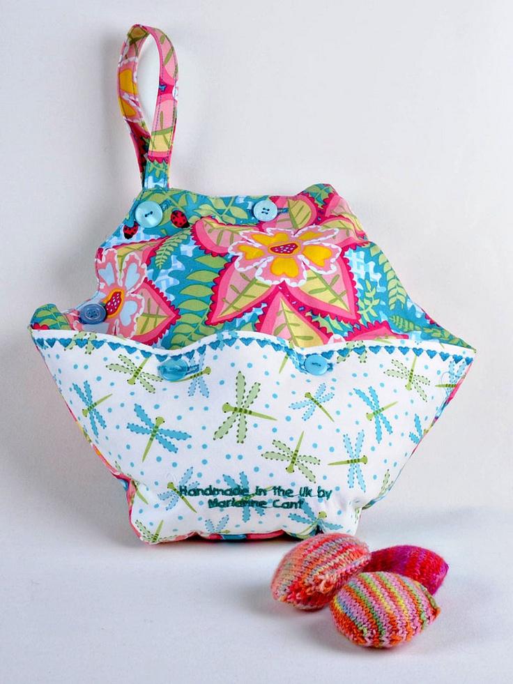 Hexipuff Project bag