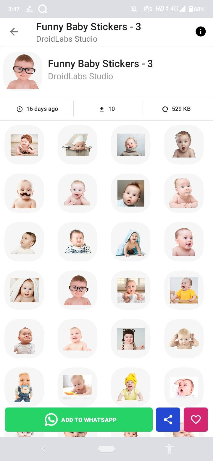 Funny Baby Memes Stickers For Whatsapp Wastickerapps Baby Memes Funny Baby Memes Funny Babies