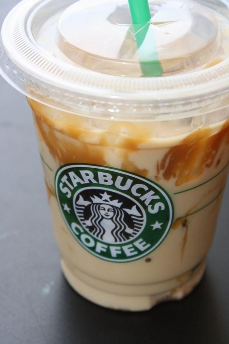 2. ICED #CARAMEL MACCIATO - 21 Best #Starbucks Drinks to #Enjoy ... → Food…